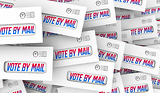 Republicans quietly push mail-in voting despite Trump claims