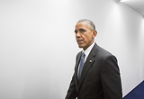 Political Storm Dampens Obama's Return From Vacation