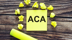 What does the re-opening ACA signups mean for the healthcare market?
