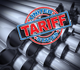 Tariff fight tests Trump, GOP